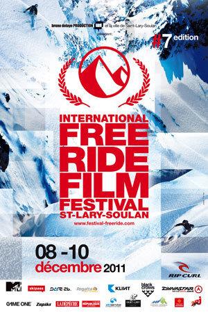 Festival International du Film de Freeride de Saint Lary Soulan | test wp tumblog | Scoop.it