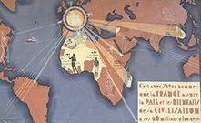 La propagande coloniale dans les années 1930 - L'Histoire par l'image   Enseñar Geografía e Historia en Secundaria   Scoop.it