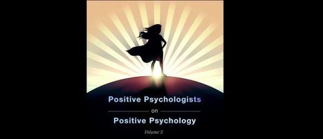 Badass Women in Positive Psychology | Psicología Positiva, Felicidad y Bienestar. Positive Psychology,Happiness & Wellbeing | Scoop.it