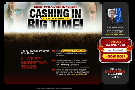 Get a head start on 2013 and start your cashing in Big Time program right now! | fact of life | Scoop.it