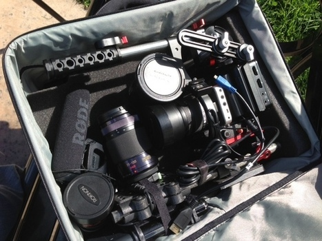 BlackMagic Pocket Cinema Camera + Rode VideoMic Pro + Captured on Atomos Ninja 2 » CheesyCam | HDSLR | Scoop.it