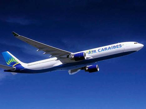 Air Caraïbes en confiance pour 2013 - Air-Journal   Air France   Scoop.it