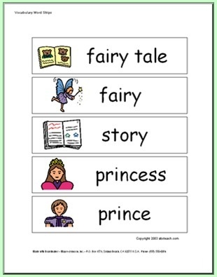 fairy tale worksheets printable Car Tuning