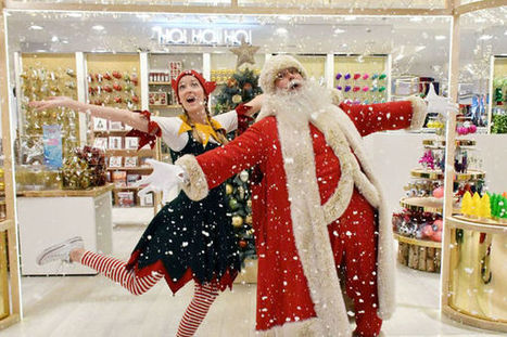 Selfridges opens its Christmas store – five months early   Retail Intelligence®   Scoop.it