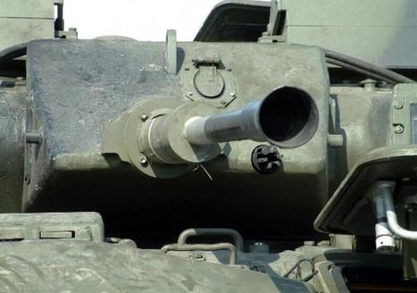 Warrior tracked armoured vehicle – WalkAround | History Around the Net | Scoop.it
