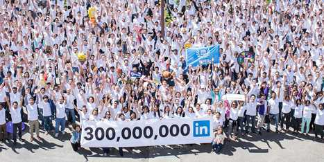 A LinkedIn Executive Shares The #1 Tip For Using The Professional Social Network | LinkedIn | Scoop.it