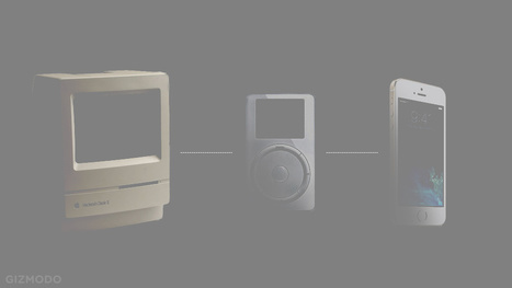 Nerd Out on This Sprawling Oral History of Apple Design - Gizmodo | William History Class | Scoop.it