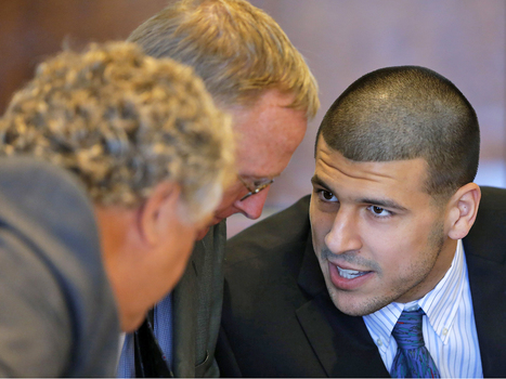 Aaron Hernandez Indicted in Boston Double Slaying - Price Benowitz, LLP | Washington DC Criminal News | Scoop.it