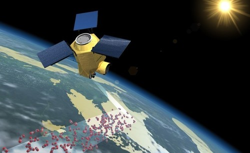 New Big Brother Satellite to Hunt Down Carbon Criminals