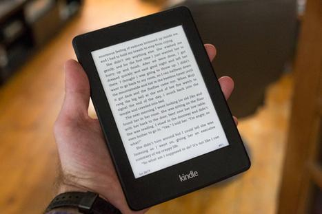This Waterproof Kindle Paperwhite Is Humanity's Greatest Achievement | Litteris | Scoop.it
