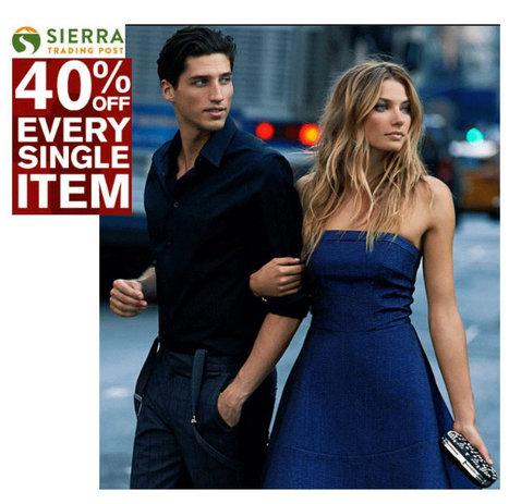 New items and more are on sale now with sierra trading post 40% off coupon codes | Social Media | Scoop.it