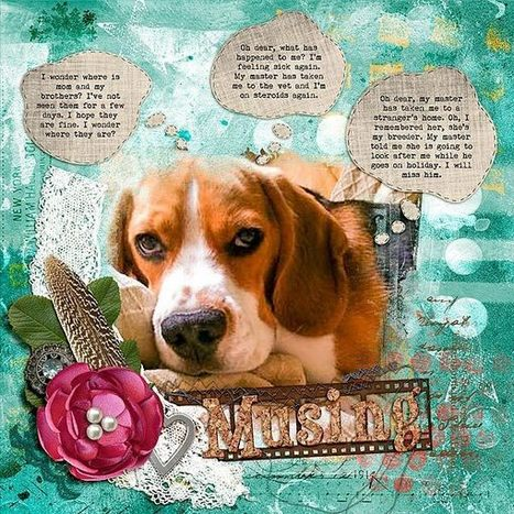 8 Voices To Capture in Scrapbook Journaling and Titles | Journaling Helps! | Scoop.it