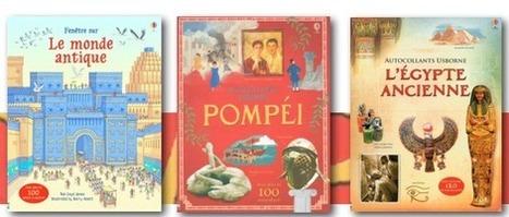 Plaisir et pédagogie : le charme de l'Antiquité | Plaisir et pédagogie | Livres Jeunesse | Animation et enseignement | Scoop.it