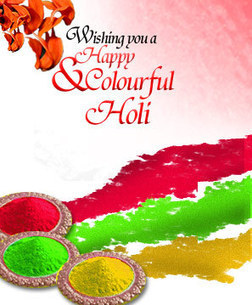 Advance Holi SMS, Messages | Happy Holi (2013) Wishes | holi 2013 | Scoop.it