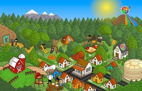 Juegos Saludables Para Niños - Juega Y Apprenda en la Villa De Solus Con Juegos Divertidos De Alimentos | T+ de educación | Scoop.it