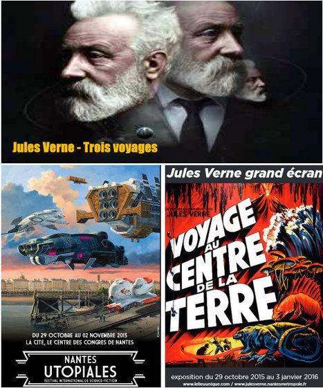 Nantes : trois événements inédits sur Jules Verne (sinon rien) | Jules Verne News | Scoop.it