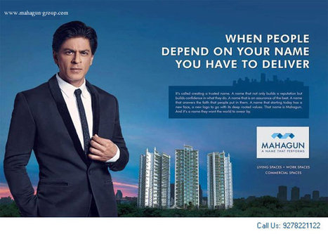Mahagun Group: Believes In Delivering Housing Solutions Of The Highest Quality | Mahagun Noida | Scoop.it