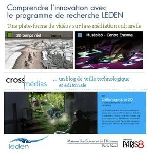 Culture Labs | Cabinet de curiosités numériques | Scoop.it