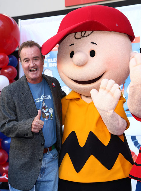 Voice of Charlie Brown, Peter Robbins, arrested on five felony charges | CELEBRITY GOSSIP CHANNEL | Scoop.it
