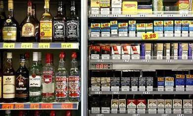 What have booze, fags and TVs got to do with benefits? | white power | Scoop.it