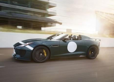 2015 Jaguar F-Type Project 7 - Autospress.com | otomotive news | Scoop.it