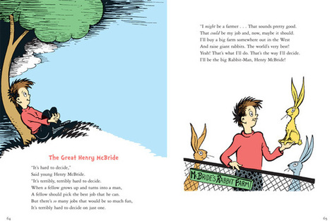 The Bippolo Seed: Seven Rare Dr. Seuss Stories Brought to Light | Tracking Transmedia | Scoop.it