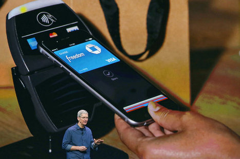 As PayPal Spins Off, Apple Pay Signals New Era at Cash Register | FCPA Due Diligence Investigations | Scoop.it