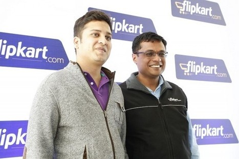 India's Flipkart Raises $1 Billion, Among The Largest In Single Funding Round In Global Ecommerce | Logistics and Supply Chain | Scoop.it