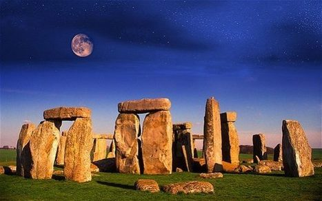 Strawberry moon coincides with Summer Solstice for first time since 1967 | Archaeology | Scoop.it