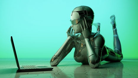 Could a Robot Write Great Headlines? - Jeffbullas's Blog | Robot and Internet of things | Scoop.it