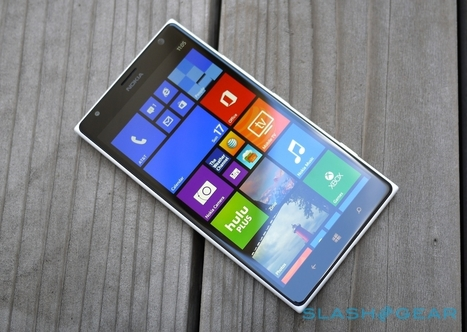 Nokia Lumia 1520 first-impressions.. Windows Phone goes big | Mobile IT | Scoop.it