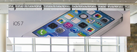 Apple will require all new apps to be optimized for iOS 7 from February 1 | Daily Magazine | Scoop.it
