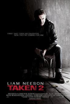 Busqueda Implacable 2 (Liam Neeson-Maggie Grace) - Ver Pelicula Trailers Estrenos de Cine | estrenosenelcine | Scoop.it