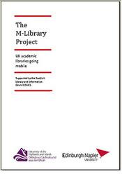 El Proyecto M-Library: las bibliotecas universitarias del Reino Unido hacia la tecnología móvil | Universo Abierto | Boletín Informativo de AByD | Scoop.it