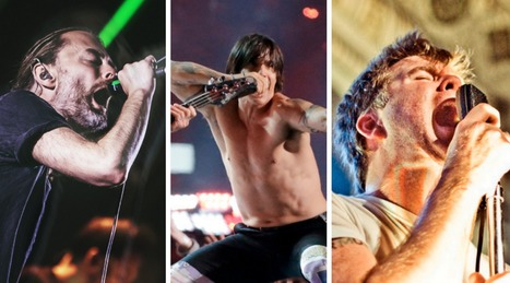 Lollapalooza 2016 headliners: Radiohead, Red Hot Chili Peppers, LCD Soundsystem   grants   Scoop.it