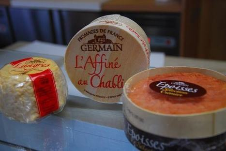 Fromagerie Germain : deux AOP pour une fromagerie | The Voice of Cheese | Scoop.it