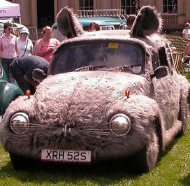 Strange world: modification of the most unique cars in 2012. | My Favorite websites | Scoop.it