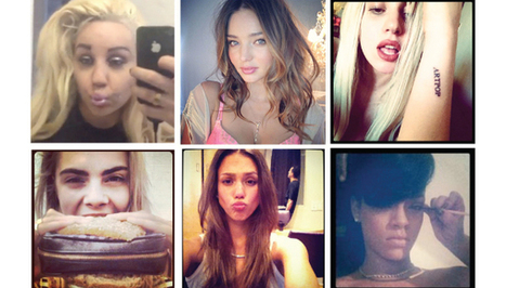 How To Take A Good #Selfie | Glam Mag | Scoop.it