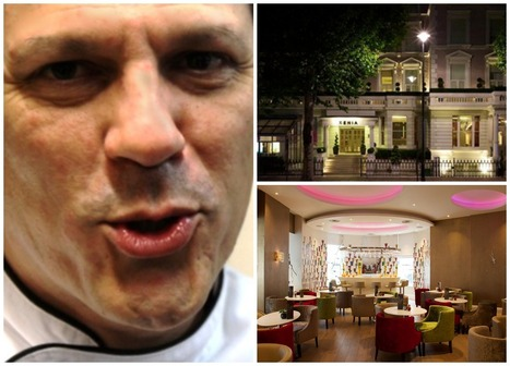 Le Marche Chef Angeletti at the Hotel Xenia, Kensington, London | Le Marche and Food | Scoop.it