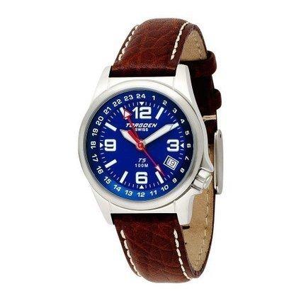Torgoen Swiss Womens T05504 Leather | Shop Watch Bands | Scoop.it