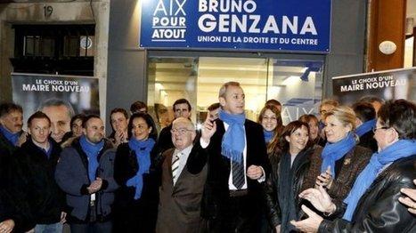 Genzana, la ministre et les cousins germains | Revue de presse Bruno Genzana Municipales Aix-en-Provence | Scoop.it