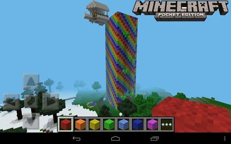 Descarga Minecraft y construye tu propia aventura! | Promocion Online | Scoop.it