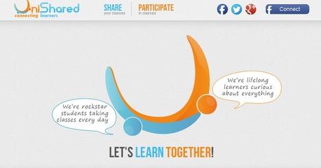 UniShared : un outil de prise de notes collaboratif pour les étudiants par les étudiants | télétravail | Scoop.it
