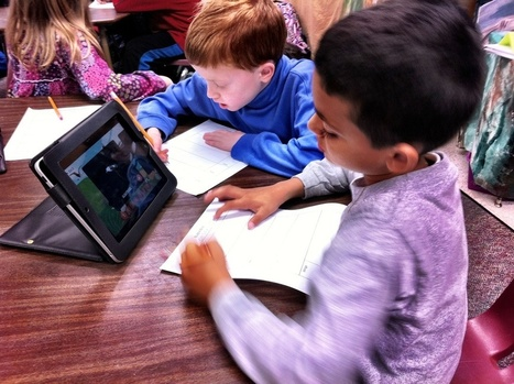 When should tech drive classroom activity? | TechLib | Scoop.it