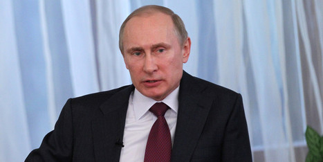 Bill Maher: Could Putin Be Gay? | Miscellaneousss | Scoop.it