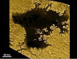 Astrophile: Soggy bogs swallow craters on Titan - space - 18 October 2013 - New Scientist | Planets, Stars, rockets and Space | Scoop.it