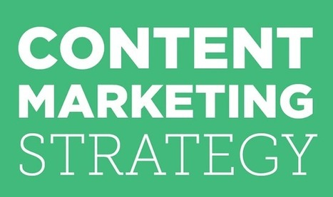 Content Marketing Strategy #infographic | Content Marketing & Content Strategy | Scoop.it