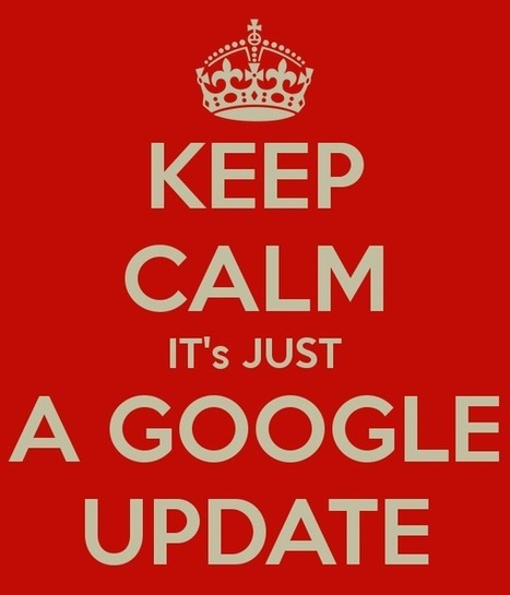 Algorithme Google : les sites de mauvaise qualité fortement pénalisés en juin ? - Blog du Modérateur | Tendance digitale - Digital trend (numérique, emarketing, communication, startup, réseaux sociaux) | Scoop.it