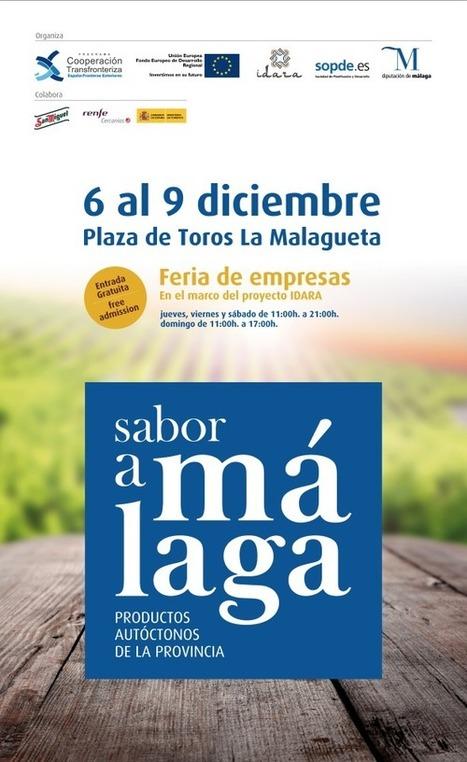 Feria agroalimentaria Sabor a Málaga - Expreso.info | Turismo rural costa del sol 2012 | Scoop.it