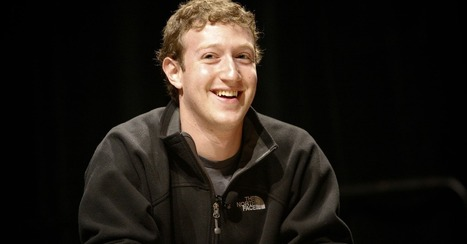 The Evolution of Mark Zuckerberg's Facebook Profile   Facebook Page   Scoop.it